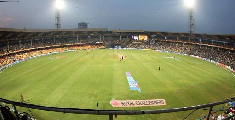 M Chinnaswamy Stadium IPL Tickets Booking Procedure