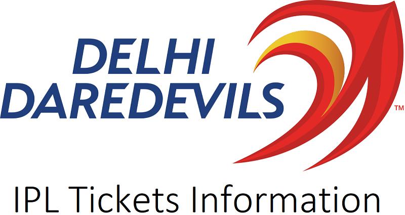 Delhi Daredevils IPL Tickets Online