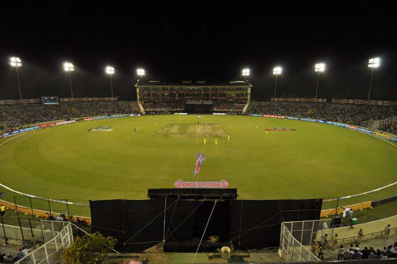 Mohali Cricket Stadium IPL Tickets