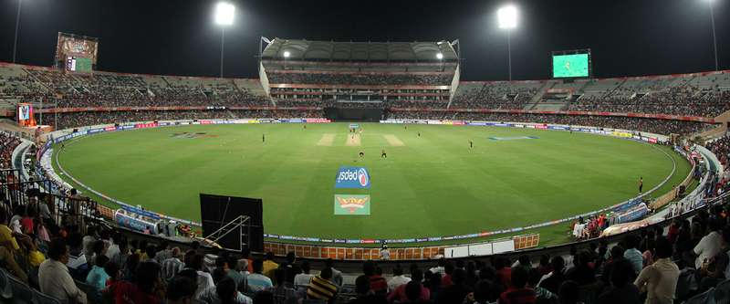 Rajiv Gandhi International Cricket Stadium IPL Tickets Online