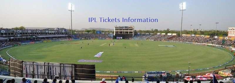 Sawai Mansingh Stadium IPL Tickets Jaipur