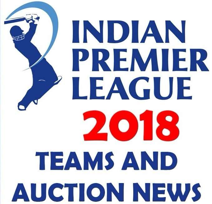 IPL 2018 Team Auctions and Live Updates